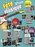 Fête de la musique 2018 - Scène Mont des Bruyères
