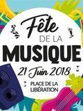 Fête de la musique 2018 - Harmony Balma ; Novonobo ; Les Z'Effilochés ; Foxy Blues on the rocks ; Kubryk