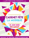 Fête de la musique 2018 - Scène ouverte