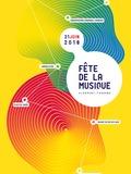 Fête de la musique 2018 - Scène principale de la ville de Clermont-Ferrand