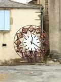 Journées du patrimoine 2016 -Sculptures monumentales de Jean-Marc le Forgeron d'Art