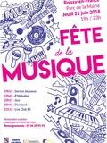 Fête de la musique 2018 - Service Jeunesse / R'Mélodies / Jazz / Dixieland / Live Club 80
