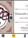 Fête de la musique 2018 - Sics / Didascalie / Adroner / Charly Cut