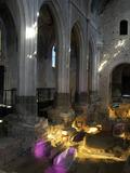 Journées du patrimoine 2016 -Site archéologique de l'église Saint-Clément à Mâcon