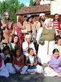 Journées du patrimoine 2016 -Stands médiévaux, ateliers : cuisine médiévale et herbarium