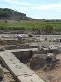 Journées du patrimoine 2016 -SITE ROMAIN de l'Ile St Martin à Gruissan
