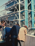 SoixanteDixSept : Quand Rossellini filmait Beaubourg