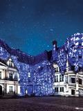 Nuit des musées 2018 -Son & Lumière dans la cour du château