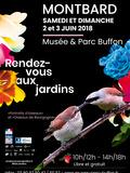 Rendez Vous aux Jardins 2018 -Sortie découverte des oiseaux à Montbard - Expositions