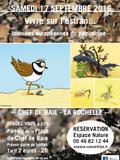 Journées du patrimoine 2016 -Sortie nature « Vivre sur l'estran... »