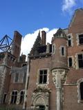 Journées du patrimoine 2016 -Splendeurs et déclins du château de la Foreterie, à Allonnes