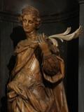 Journées du patrimoine 2016 -Statue dite Sainte Ursule de la chapelle des Ursulines