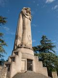 Journées du patrimoine 2016 -Statue Notre-Dame-du-Sacré-Coeur