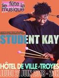 Fête de la musique 2018 - Student Kay