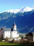 Journées du patrimoine 2016 -Sur le chemin du baroque, église de Saint-Alban-d'Hurtières
