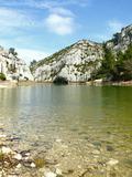 Journées du patrimoine 2016 -Sur les traces de l' aqueduc d'alimentation de Glanum depuis le barrage dans le vallon du peiroou