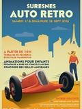 Journées du patrimoine 2016 -Suresnes Auto Rétro