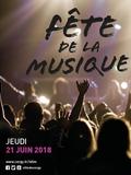 Fête de la musique 2018 - Te Beiyo / Anywayz / Diouma / Mon côté Punk