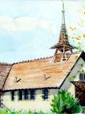 Journées du patrimoine 2016 -Temple de l'Eglise réformée