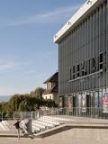 Journées du patrimoine 2016 -Théâtre Novarina, un patrimoine du XXe siècle réhabilité au XXIe siècle