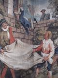 Journées du patrimoine 2016 -Toiles peintes du XVIIIe siècle