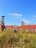 Journées du patrimoine 2016 -Tour panoramique de la cité minière et de la ville à bord d'un petit train touristique