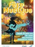 Fête de la musique 2018 - Tous au parc !