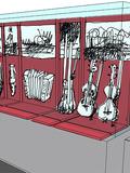 Nuit des musées 2018 -Toute une vitrine pour la musique !