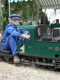 Journées du patrimoine 2016 -Train de jardin