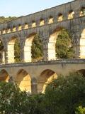 Journées du patrimoine 2016 -Site du pont du Gard