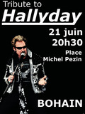 Fête de la musique 2018 - Tribute to Hallyday
