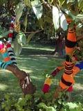 Rendez Vous aux Jardins 2018 -Tricote le parc de la Cure.
