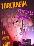 Fête de la musique 2018 - À Turckheim vous trouverez votre son !