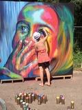 Nuit des musées 2018 -Un atelier autour du graff et de la peinture aérosol pour toute la famille !