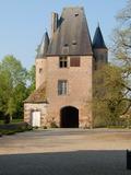 Journées du patrimoine 2016 -Un château en Bourbonnais