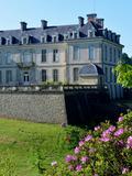 Rendez Vous aux Jardins 2018 -Un jardin à la française aux abords du château