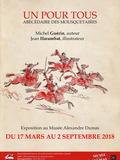Nuit des musées 2018 -Un pour tous ! abécédaire des mousquetaires