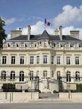 Journées du patrimoine 2016 -Conférence « Un principe figé dans la pierre : l'Hôtel de Ville »