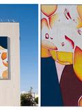 Journées du patrimoine 2016 -Un tableau de Guillaume Bottazzi de 7 m x 7 m