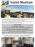 Journées du patrimoine 2016 -UN TAILLEUR DE PIERRE VOUS FAIT VISITER SON VILLAGE !