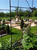 Rendez Vous aux Jardins 2018 -Visite découverte des jardins du château de Viven