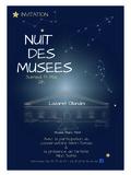 Nuit des musées 2018 -Une balade artistique