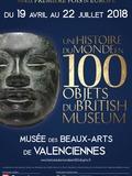 Nuit des musées 2018 -Visite libre : Une histoire du monde en 100 objets du British Museum