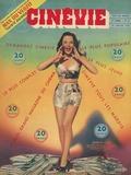 Journées du patrimoine 2016 -Vedettes en série : les revues populaires de cinéma en France (1920-1970)