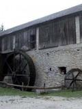Journées du patrimoine 2016 -Découverte du moulin de Georges Morand à Arith, au coeur des Bauges.