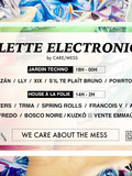 Fête de la musique 2018 - Villette Electronique