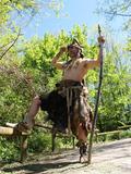 Journées du patrimoine 2016 -Vis ma vie de Néandertalien