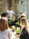 Rendez Vous aux Jardins 2018 -visite/atelier