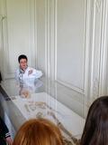 Journées du patrimoine 2016 -Visite guidée autour du premier auteur d'un texte écrit en langue française : Nithard