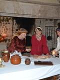 Journées du patrimoine 2016 -visite aux chandelles